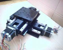 线性模组FA三轴悬臂机械手直线导轨滑台多轴组合机械手