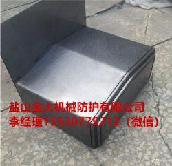 钢板防护罩济南XK2420/850/1060/1580铣床