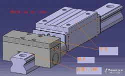 气动导轨刹车器,气动导轨制动器,气动导轨钳制器,气动导轨锁