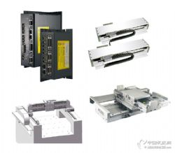 TLS/TLD/TLC系列低噪音U型直线电机模组