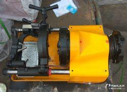 2寸水管电动套丝切管机,电动套丝机,消防管套丝机