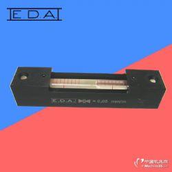 法国EDA气泡水平仪 100H 直式水平尺