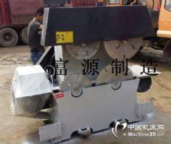 供应FY-50型圆木推台锯厂家  木工推台锯  硬杂木推台锯