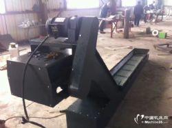 刮板式排屑下坠机 机床输送机 排屑这不是一起交通事故那么简单机生产厂家