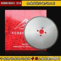 KOBAYASHIDIA冷鋸|切鐵合金|鐵工片價格