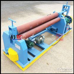 供应半自动三辊卷板机 8x2米铁板滚圆机卷板机