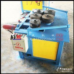 供应槽钢角铁弯圆机 五轴卧式卷圆机弯管机