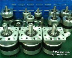 方型系列精密伺服電機減速器
