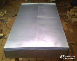 德玛机床810型号全套原装伸缩护板