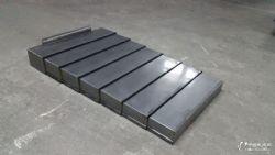 天津进口机床国产定做钢板防护罩