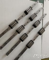 江门诺和科技 供应直线导轨 导轨 线轨 LBA四方形