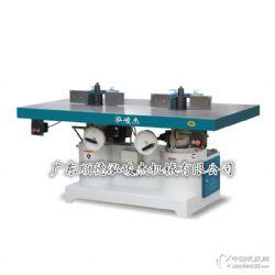 全网热卖立式重型双轴木工铣床MX53110重型双轴镂铣机
