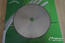 400mm直径铝用锯片 切铝管专用锯片