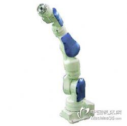 日本单臂7轴工业机器人