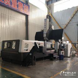 大恒數控龍門銑床實力廠家  大型數控龍門銑床
