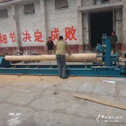古建筑圆柱机价格圆木铣床大型圆木铣圆机