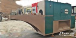 圆木开方锯大型圆木加工板材设备圆木多片锯厂家