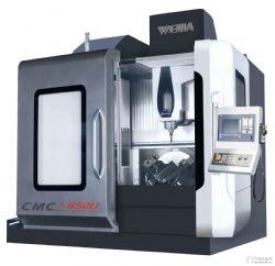 山東威達機床CMC650u五軸加工中心