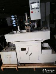 高精度专业铣扁机 双轴多工位铣扁机