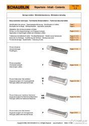 瑞士Schaublin 筒�AD20  74-20000