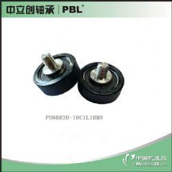 PU60832-12C2L10M8聚氨酯包胶轴承 代替米思米UMBH8-32