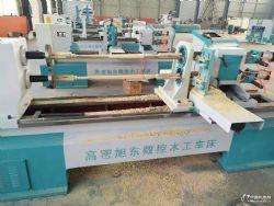 單軸雙刀數控木工車床 樓梯扶手機械 木工機械 數控加工