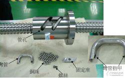 《深圳萬泰》精密滾珠絲桿副生產廠家 制造維修滾珠絲桿