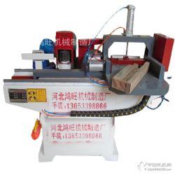 工地方木梳齿机木方接长机