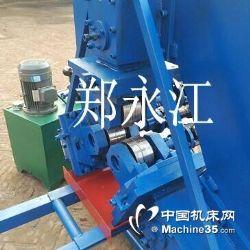 钢管滚丝机,螺纹钢管滚丝机,螺柱加工机械