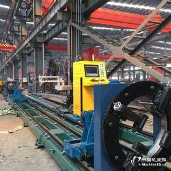 鋼結構方管切割機 方管圓管一體機 管材切割設備