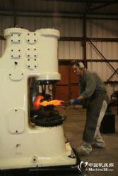 75KG锻造空气锤锻压行业自由锻设备节能空气锤