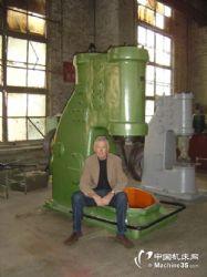 250KG空气锤空气锤墩粗锻件自由锻造设备价格
