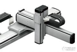 直线模组工业机器人三轴模组