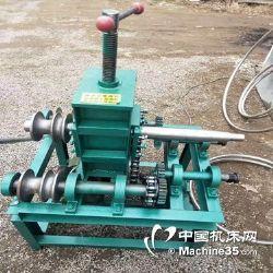 供应电动弯管机 不锈钢方管压弯机 大棚弯管机厂家