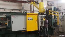 9成新400吨力劲压铸机二手全自动压铸机