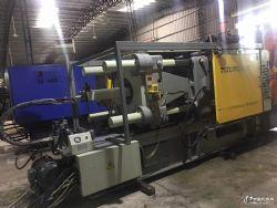 400吨伊之密压铸机铝合金二手压铸机