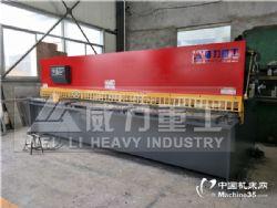 WC67Y80吨液压折弯机工作原理 生产厂家提供模具配件价格