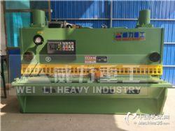 QC11Y-25X4000液压闸式剪板机高性能剪板机厂家直销价格