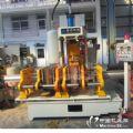 雙工位射芯機  滄州海岳