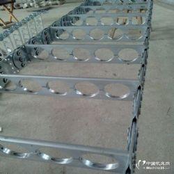 钢制拖链价格 钢制拖链厂家 电缆拖链 金属坦克链