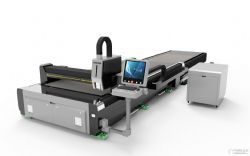 汉马激光全新交互式激光切割机 1530金属激光切割机价格