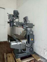 臺灣4號精密炮塔式銑床 立式銑床