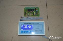 供應風淋室數顯普通控制器吹淋室線路板風淋門控v制器面板