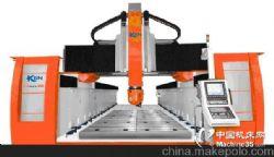 桥式龙门加工中心的精度为什么需要人工刮研而不是磨削工艺