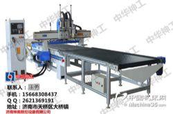 济南板式家具开料机 台湾原产排钻双工序加工中心