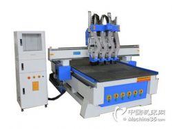 橱柜门生产设备专家 三工序四工序数控雕刻机 吸塑机