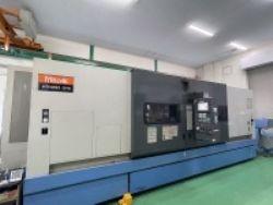 東芝數控臥式鏜銑床BTS-100,鋼性好,精度高