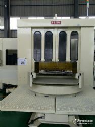 现货出售安田亚斯达YBM-800N卧式加工中心,欢迎来试机
