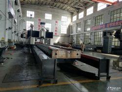 10米12米大动住数控龙门铣床,精加工设备