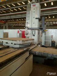 昆明道斯WHN13OMC双工位镗铣加工中心